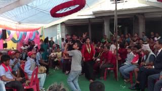 Nepali Dance With Panche Baja