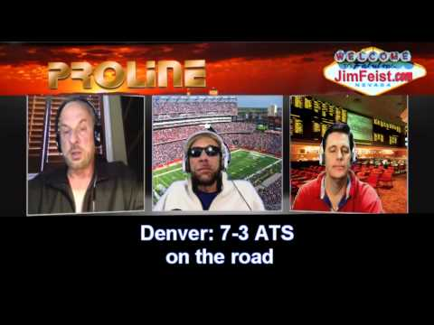 Proline Part II, NFL Week 12, Denver Broncos vs. Patriots, Manning/Brady, November 24, 2013