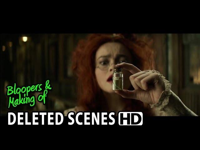 The Lone Ranger (2013) Deleted, Extended & Alternative Scenes #1