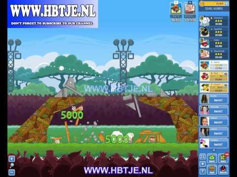 Angry Birds Friends Tournament Level 5 Week 71 (Tournament 5) no power-ups