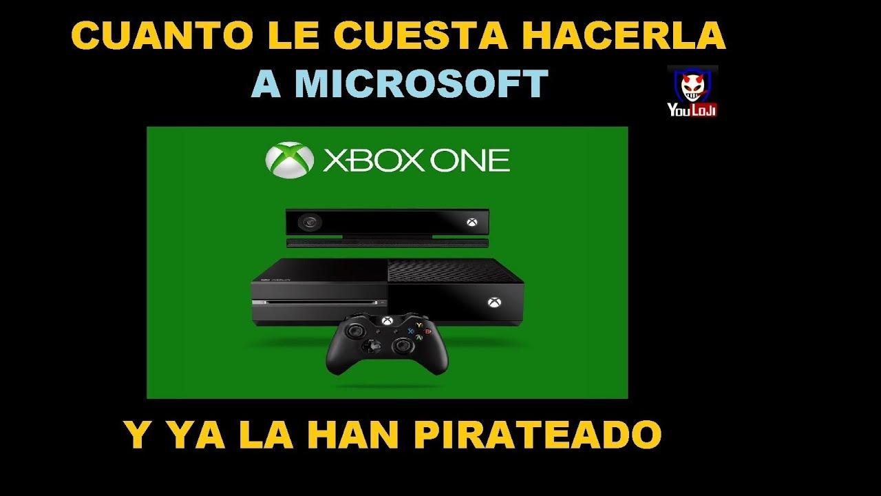 Xbox One Cuanto Le Cuesta Hacerla A Microsoft Y Ya La