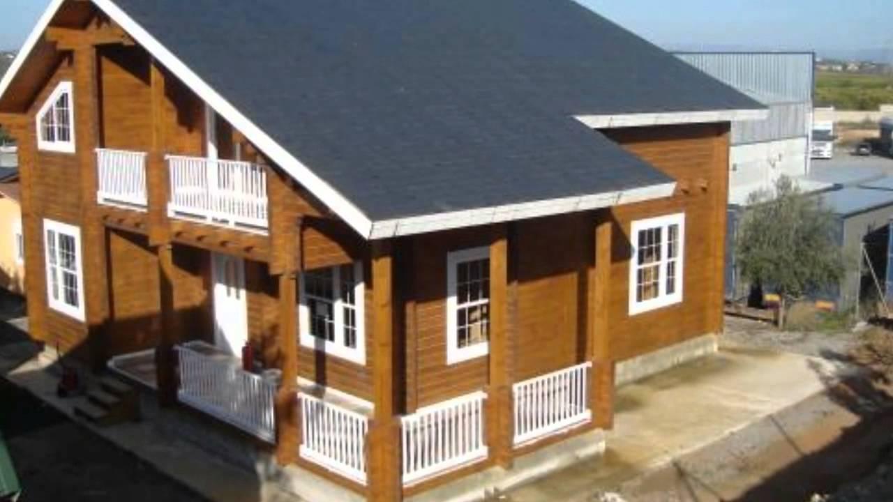 - Casas de madera valencia ...