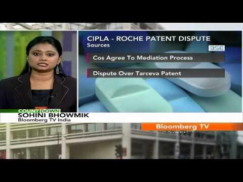 Countdown: Cipla & Roche Enter Mediation Talks