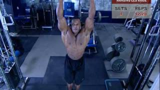 Muscle & Fitness - Training System - ABS - Part:05/06 view on youtube.com tube online.