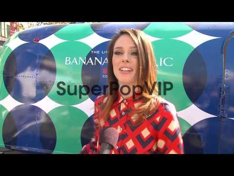 INTERVIEW - Coco Rocha on Banana Republic allowing custom...
