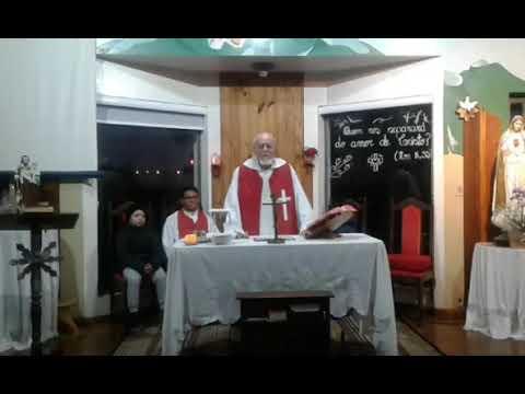 Santa Missa | 10.08.2020 | Segunda-feira | Padre José Sometti | ANSPAZ