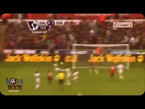 Manchester United Vs Swansea 4 1 All Goals & Highlights 2013/2014 HD