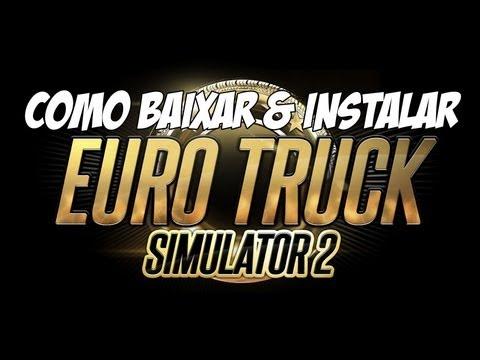 Euro Truck Simulator Completo