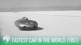 Fastest Car In The World (1957)
