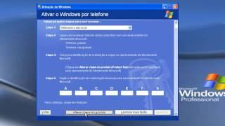 Como Activar Y Dejar Original El Windows XP Utilizando El