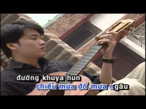 Karaoke La thu do thi   Truong Vu