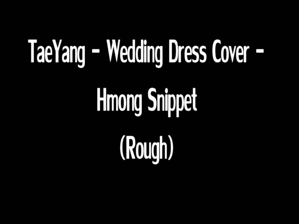 Youtube Taeyang Wedding Dress Mv 80