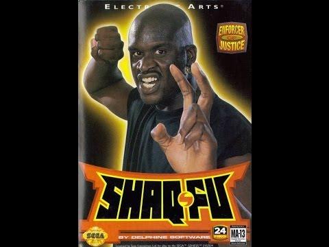 Shaq Fu (Sega Genesis)