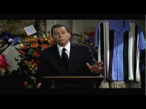 """""""Dwóch i pół"""": Pogrzeb Charliego"""