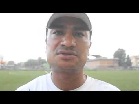 Exclusive interview with Nepal U-16 Coach Bal Gopal Maharjan On Bimal Going To Europe. GoalNepal