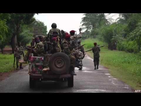 Violence in the Central African Republic: Out of control