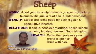 2014 Year Of The Wooden Horse Predictions For The SHEEP