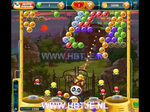 Bubble Origins level 25