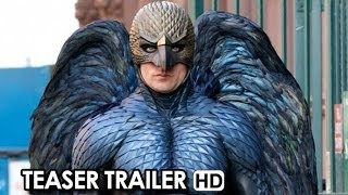 BIRDMAN Official Teaser (2014) HD