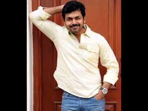 Karthi hitting gym