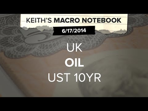 Keith's Macro Notebook 6/17 UK OIL UST 10YR