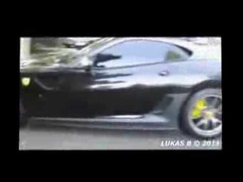 Xem siêu xe khủng của Cristiano Ronaldo