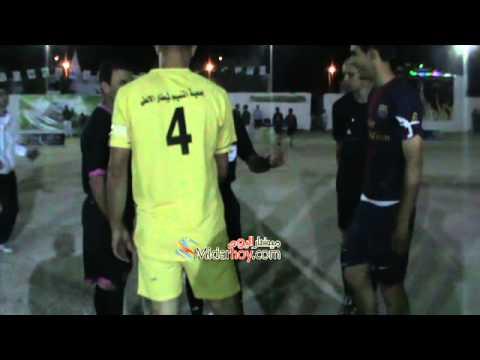 مقتطفات من دوري كأس أبطال الريف بميضار 2014