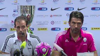 La Juventus allo Shanghai Stadium- Juve first visit to Super Cup final venue