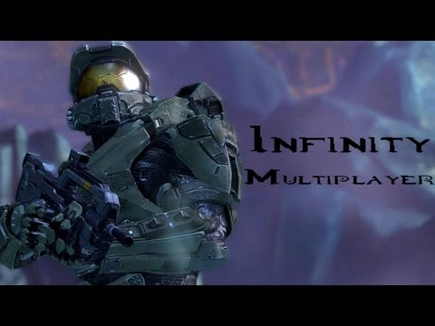 Halo 4 - Infinity Multiplayer Walkthrough