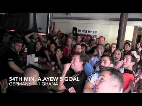 2014 World Cup Germany vs Ghana highlight reaction video