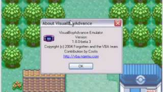 pokemon emerald vba download