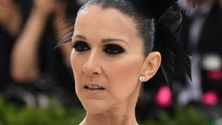 The Tragic Real-Life Story Of Celine Dion