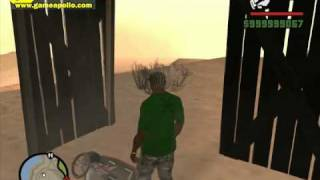 How To Find Go Kart In GTA San Andreas