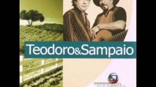 Teodoro e Sampaio - De parede e meia view on youtube.com tube online.