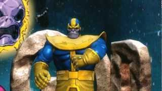 Marvel Pinball: Infinity Gauntlet Trailer