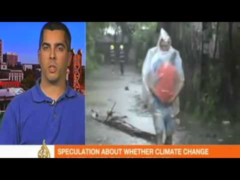 Dana Nuccitelli TV Interview on Typhoon Haiyan & Climate Change