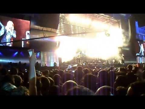 Abertura Show do David Guetta - Rock in Rio 2013 13.09