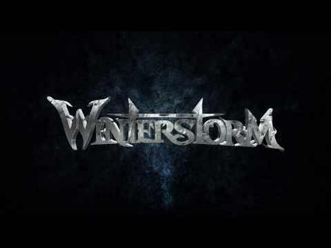 WINTERSTORM - Cathyron (lyrics video)
