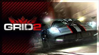 GRID 2 Uncovered - Customisation