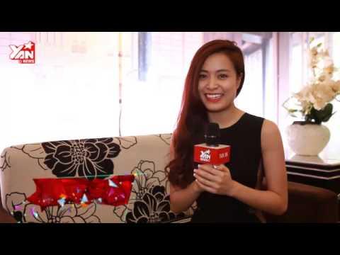 [YAN Chat] Harry Lu và Hoàng Thùy Linh hơi run trước giờ lên sóng