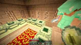 Minecraft Big Trees Adventure. Серия 17 - Портал в край.