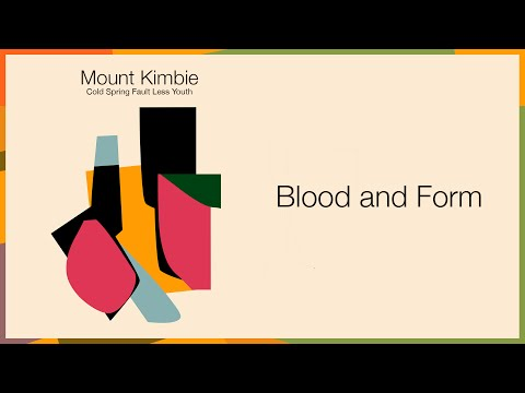 Mount Kimbie 'Blood and Form' (album 'Cold Spring Fault Less Youth' out May 27/28 on Warp)