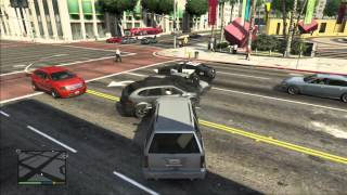 Things to do in... Grand Theft Auto V - Messin' With Cops