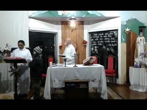 Santa Missa | 02.07.2020 | Quinta-feira | Padre José Sometti | ANSPAZ
