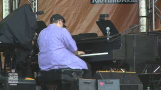 TD Grand Jazz Award Recipient - Robi Botos -2012 Concert