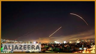🇸🇾 Analysis: US, allies strike Syria 'chemical weapons sites' | Al Jazeera English
