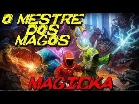 1# Magicka - O Mestre Dos Magos