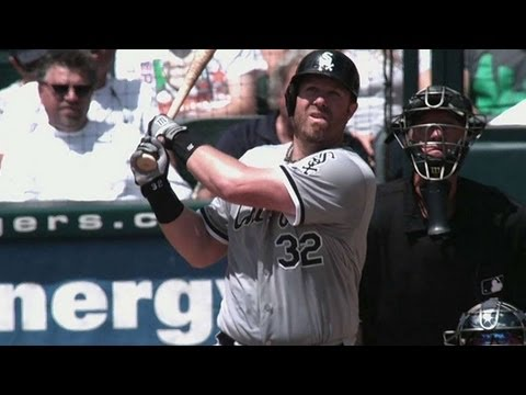 Dunn's solo homer puts White Sox on board