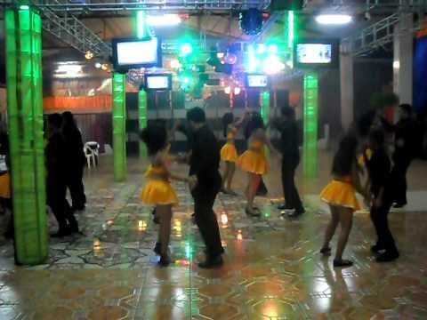 Grupo de Danza 2012 Casa de la Cultura de Intipucá ( I Parte)