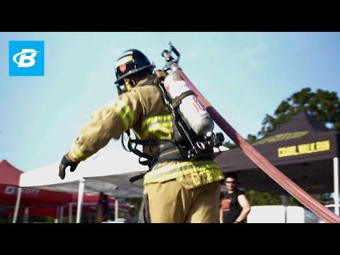 I Won't Quit | Firefighter Combat Challenge Fitness Motivation